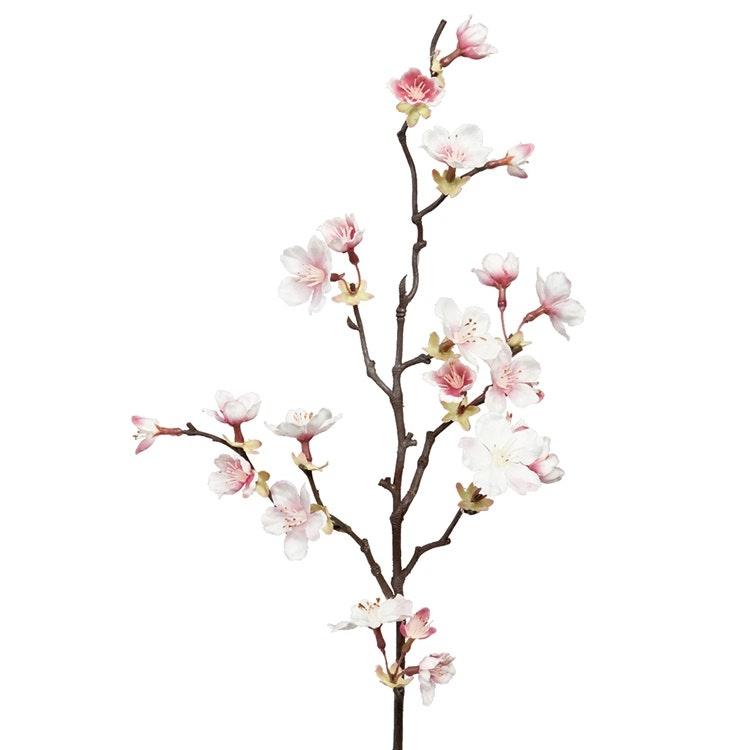 Konstgjord Körsbärskvist Rosa