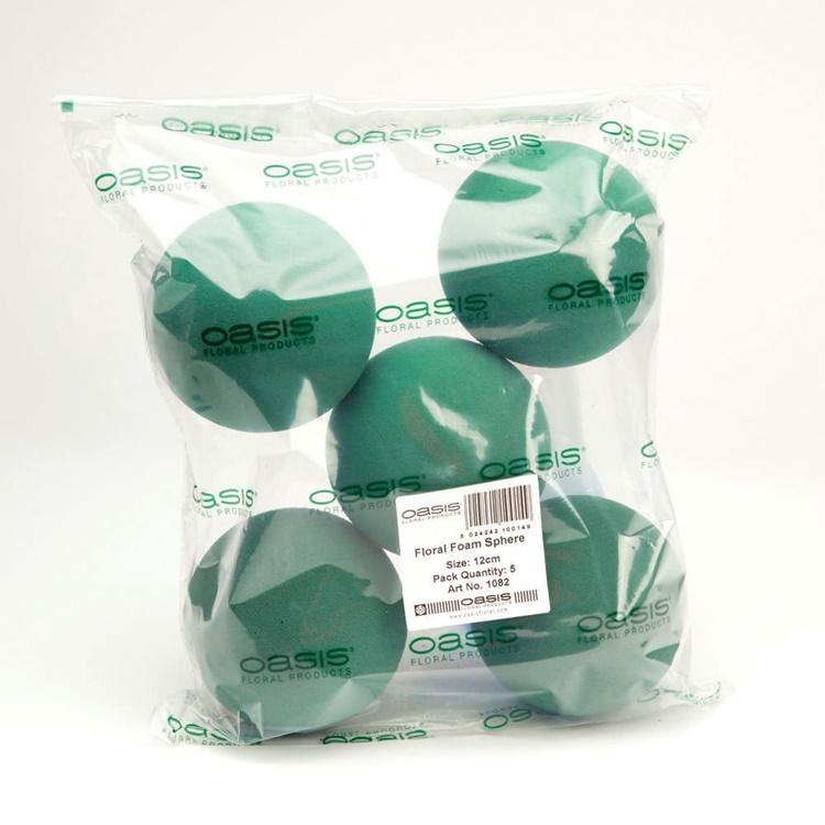 En förpackning med 5 oasisbollar