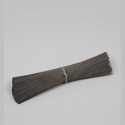 Skafttråd / Blomtråd, svart. Hel bunt
