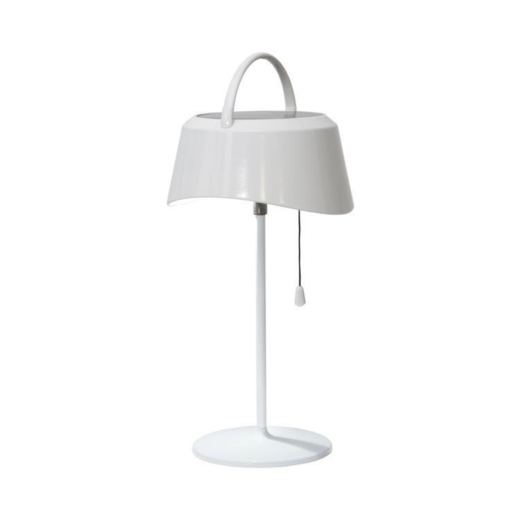 Bordslampa med tiltbar skärm
