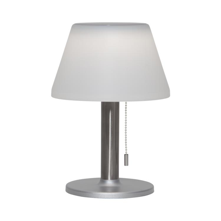 Bordslampa med tre ljuslägen