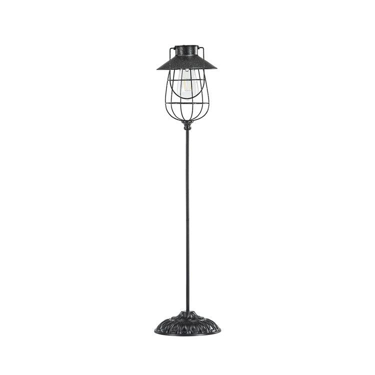 Lampa Solcell på stativ
