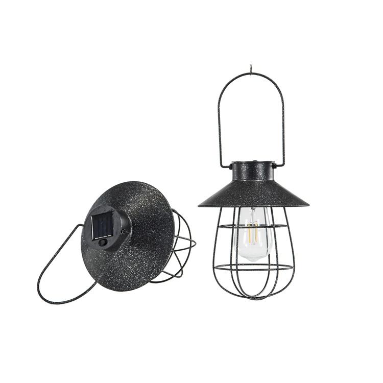 Lampa Solcell Hängande