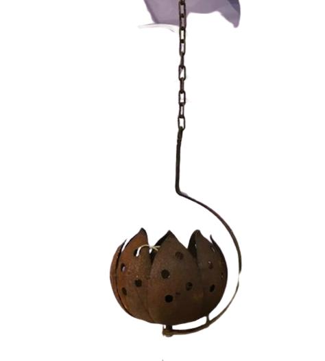 Hängande marschallhållare Blomma/Tulpan