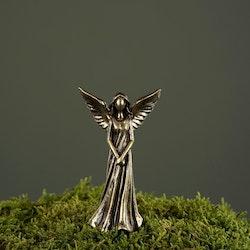 Ängel Sticks, brun/guld 8cm