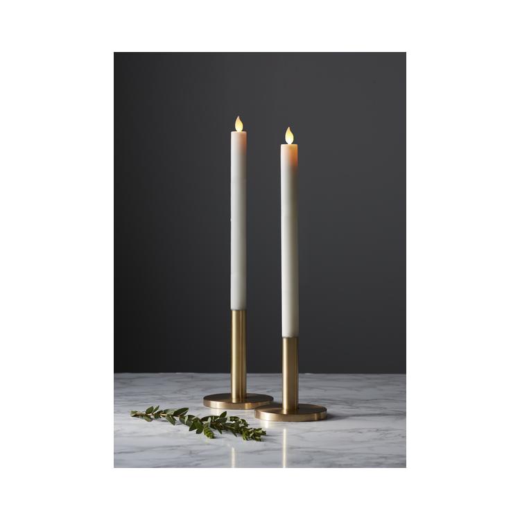 LED Antikljus/Kronljus 2-pack, 30cm