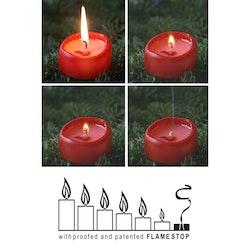 Höga värmeljus/säkerhetsljus 6cm
