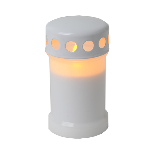 LED gravljus, vit