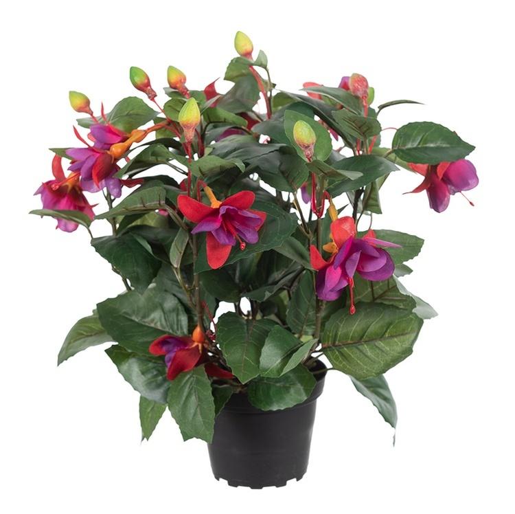 Konstgjord Fuchsia Lila