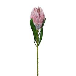 Konstgjord Protea Ljusrosa