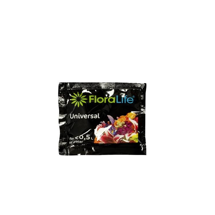 Växtnäring till snittblommor 10-pack