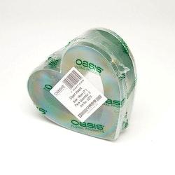 Oasis Hjärta öppet 18cm, 2-pack