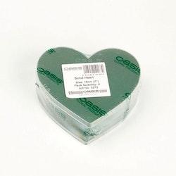 Oasis Hjärta 18cm, 2-pack