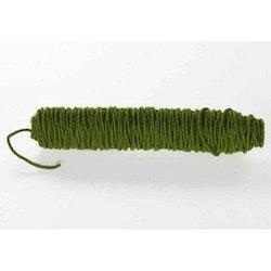 Ullsnöre 5mm Grönt