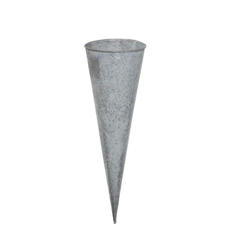 Gravvas zink 28 cm