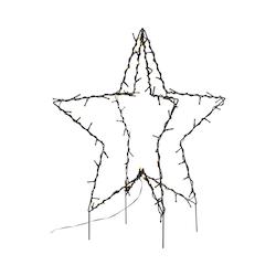 Utomhusdekoration Stjärna