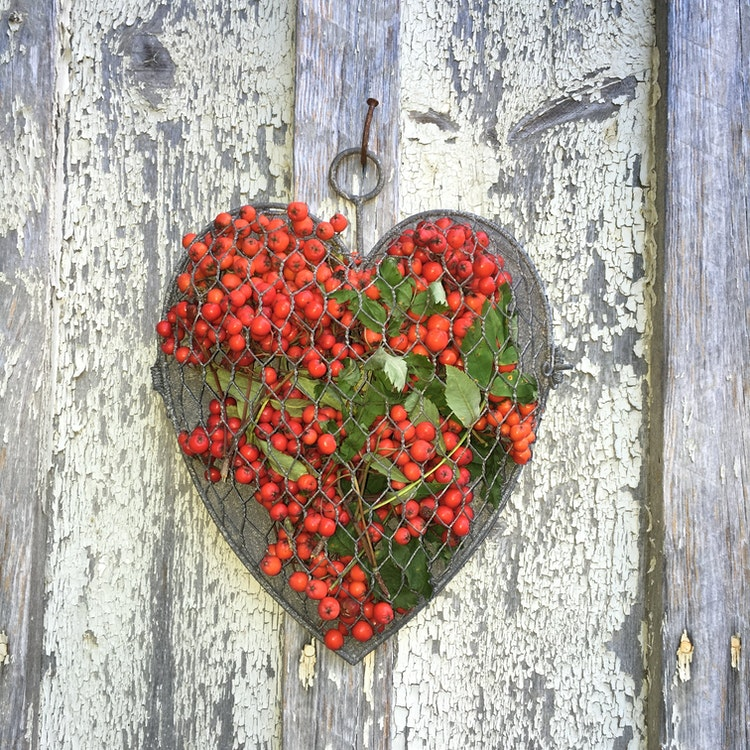Öppningsbart Hjärta 19cm