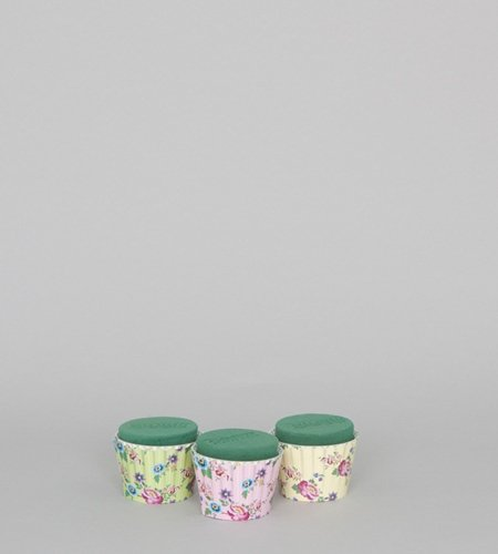 Oasis Cupcakes 3-pack