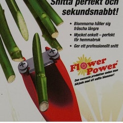 Flower Power snittkniv