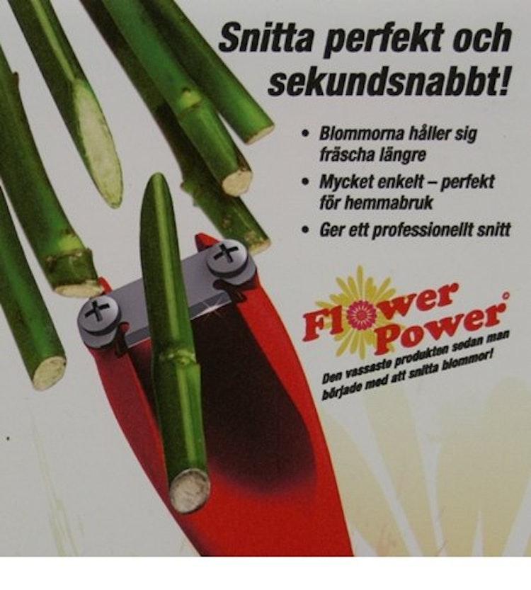 Flower Power snittkniv