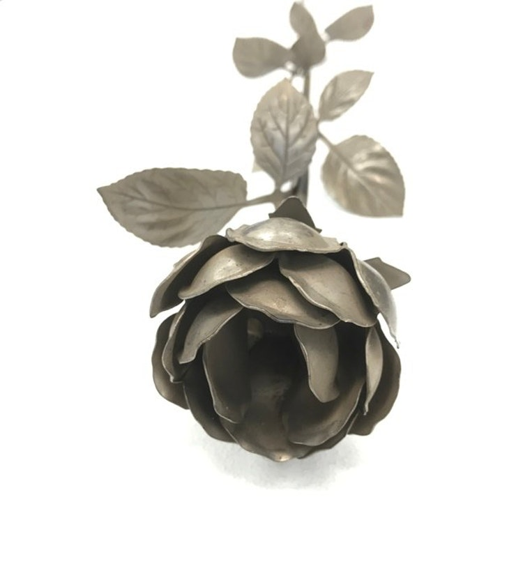 Silver Ros Fylld