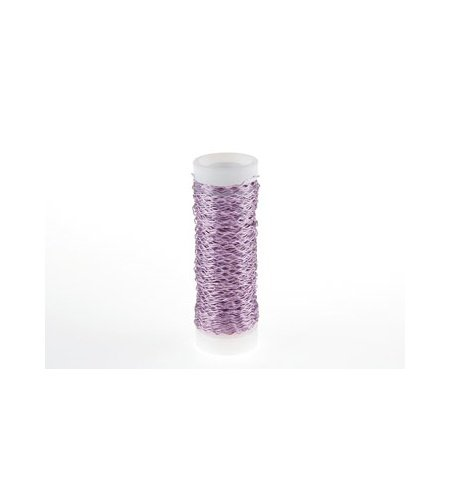 Boulliontråd Lavendel