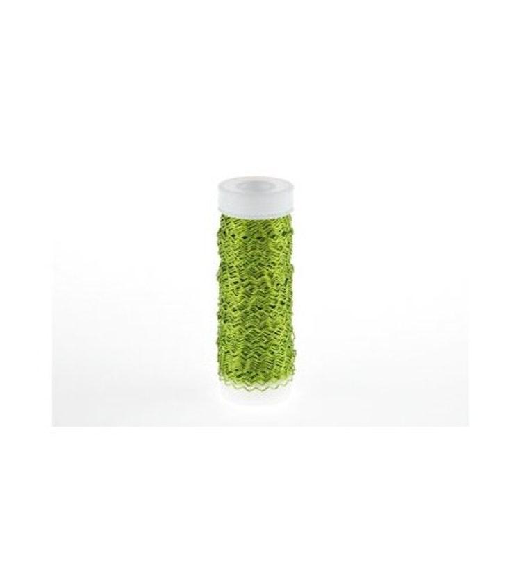 Boulliontråd Lime
