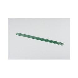Skafttråd / Blomtråd Grön 0,6mm