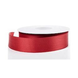 Band Satin 40mm  Röd