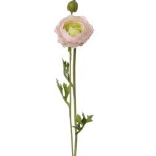 Konstgjord Ranunkel Rosa