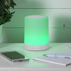 LED-lampa RGB Sound & Light