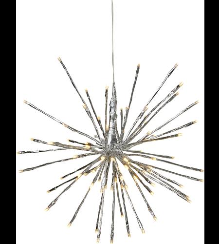Firework Silver 40cm