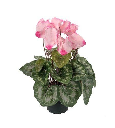 Konstgjord Cyklamen Rosa