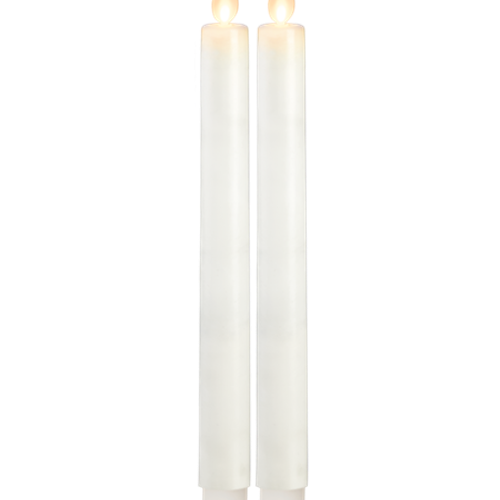 LED Antikljus/Kronljus 2-pack, 24cm
