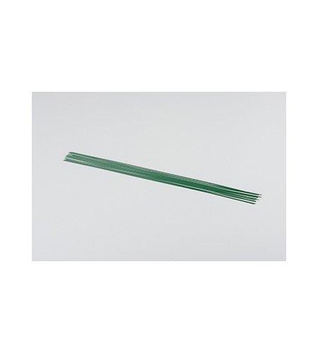 Skafttråd / Blomtråd Grön 0,8mm