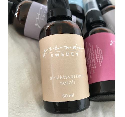 Grinde Sweden Ansiktsvatten Neroli 100 ml