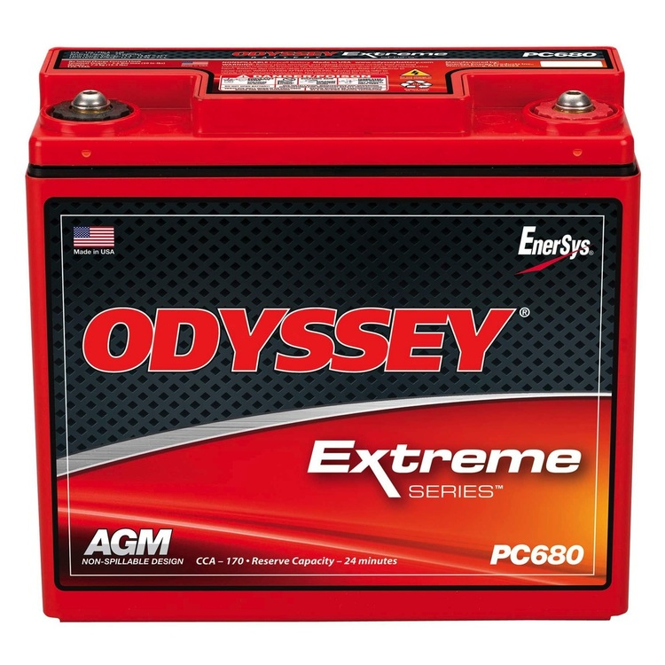 Odyssey Extreme Racing 25 Battery - PC680