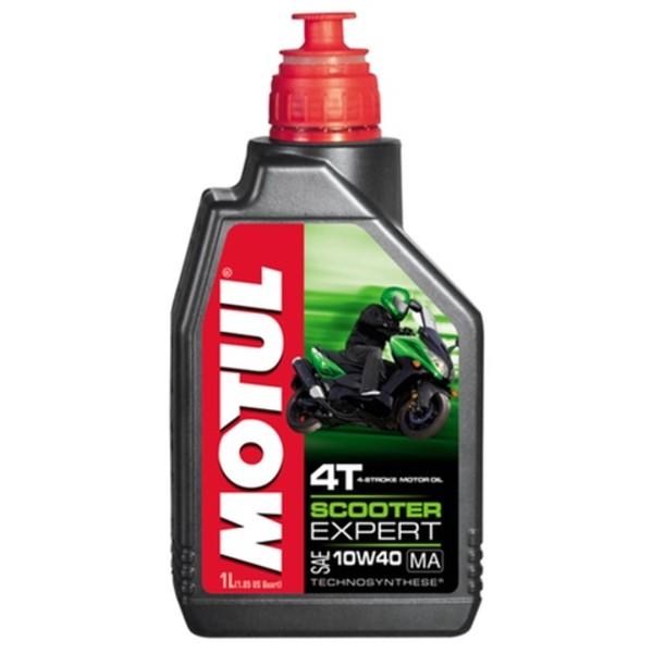 Motul Scooter Expert 4T 10w40 1L