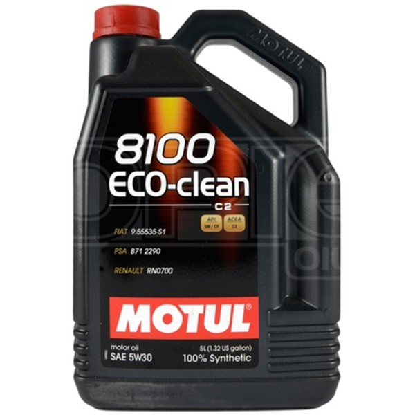 Motul 8100 Eco-Clean 5w30 5L