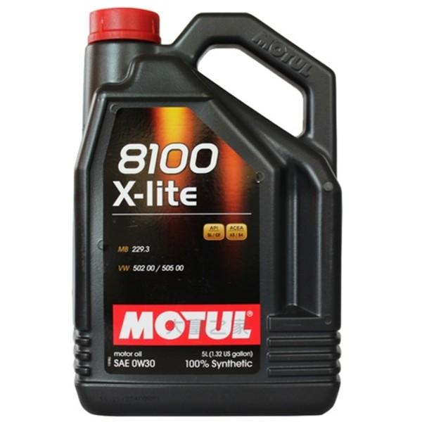Motul 8100 X-Lite 0w30 1L