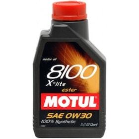 Motul 8100 X-Lite 0w30 5L