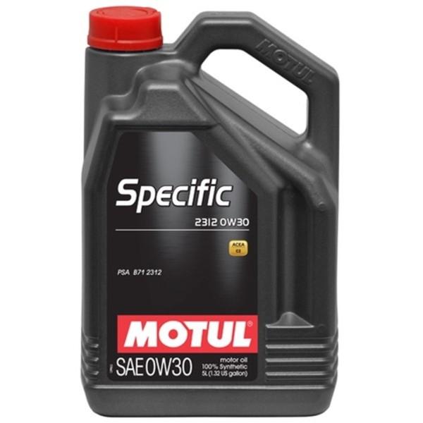 Motul Specific 2312 0w30 5L