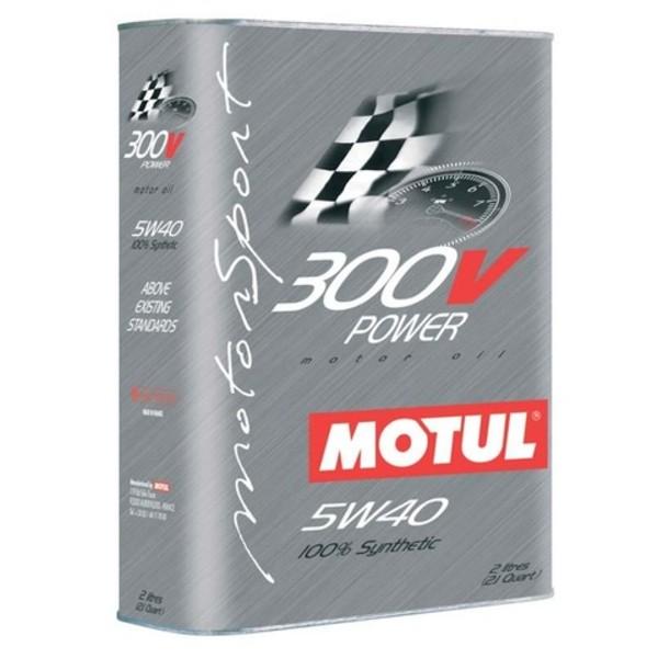 Motul 300V Power 5w40 2L