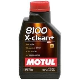 Motul 8100 X-Clean+ 5w30 1L