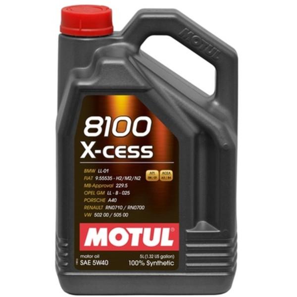 Motul 8100 X-ess 5w40 5L