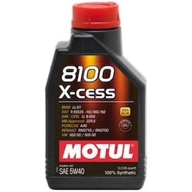 Motul 8100 X-ess 5w40 1L