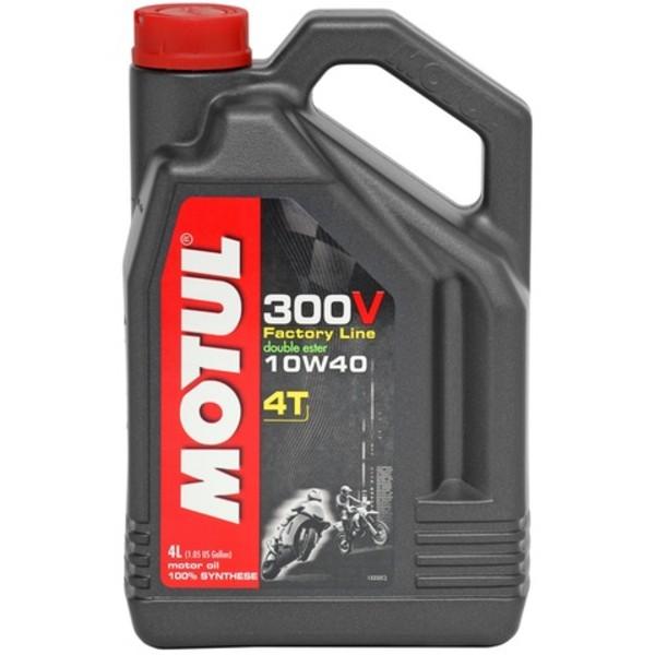 Motul 300V 4T Factory Line 10w40 4L
