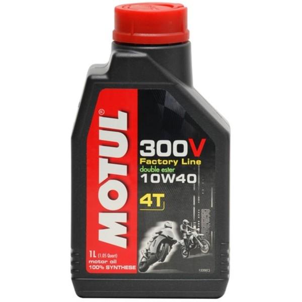 Motul 300V 4T Factory Line 10w40 1L