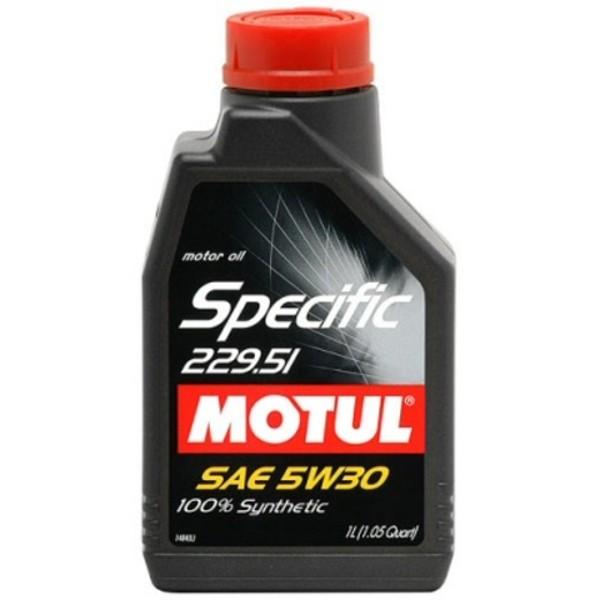Motul Specific MB 229.52 5w30 1L
