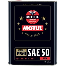 Motul Classic SAE 50 2 L